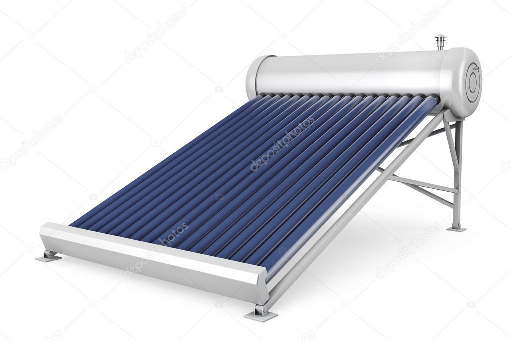 Eros solar heating
